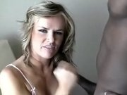 Super Sexy British Woman With Darksome Boy In Hotel Sex Movie Scene