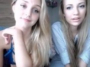 Horny Homemade movie with College, Blonde scenes