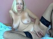 Private show with russian mature Mila1234