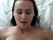Nice quick fuck with wifes friend Clarita from 1fuckdatecom