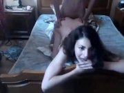 Stolen video of hot girl fucking