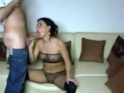 Hottest Homemade record with Stockings, Brunette scenes